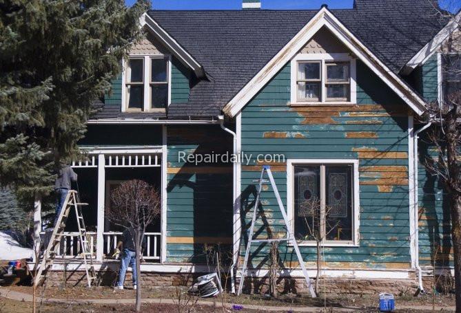 old home repairs